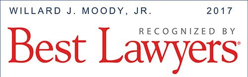 Willard Moody Jr Best Lawyers