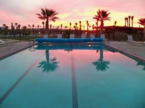 Come Soak Up The Sun And See For Yourself Why Springs At Borrego RV Resort Golf Course Has Been Voted Best Small Park In All Of North America