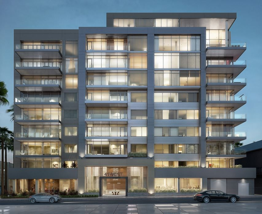 41 West – Bankers Hill