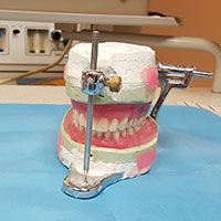 dental mask model