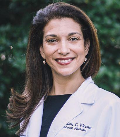 Dr. Sofia C. Morales, DVM, DACVIM