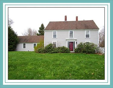 Single Family Antique Colonial