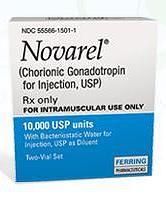 Novarel 10,000 units