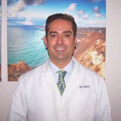 Dentist in Encinitas, Dr. Farhad Dena